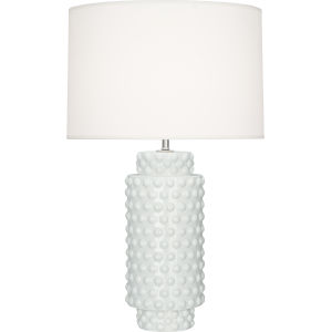 Dolly Lily Glazed Textured Ceramic 28-Inch One-Light Table Lamp