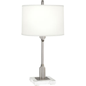Empire Silver One-Light Accent Lamp
