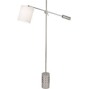Campbell white One-Light Floor Lamp