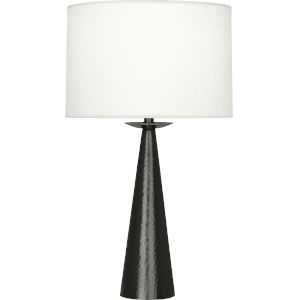 Dal Deep Patina Bronze 30-Inch One-Light Table Lamp