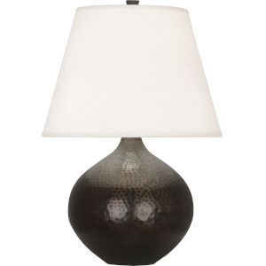 Dal Deep Patina Bronze 19-Inch One-Light Table Lamp