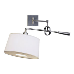 Real Simple Gunmetal One-Light Wall Swinger