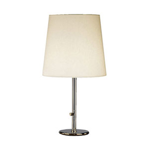 Rico Espinet Buster Polished Nickel One-Light Table Lamp