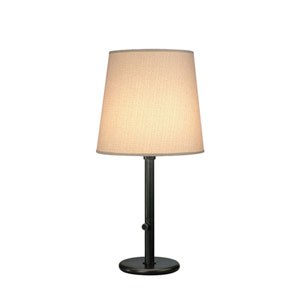 Rico Espinet Buster Chica Deep Patina Bronze One-Light Table Lamp