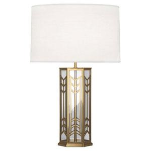 Octavius Brass One-Light Table Lamp