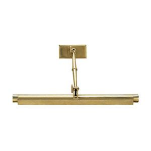 Meilleur Natural Brass Four-Light Picture Light