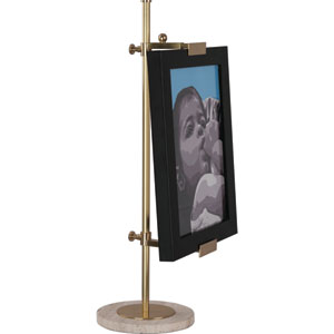 Jothan Adler Bristol Antique Brass Easel