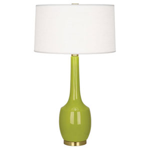 Delilah Apple One-Light Table Lamp