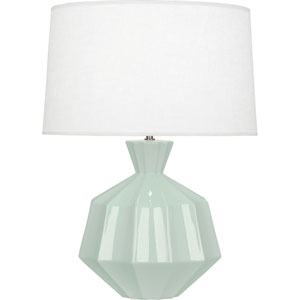 Orion Celadon One-Light 27-Inch Ceramic Table Lamp