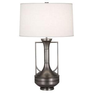 Sofia Dark Antique Nickel One-Light Table Lamp
