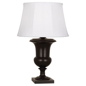 Helena Al Fresco Java Brown One-Light Table Lamp