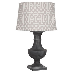 Bronte Al Fresco Zinc One-Light Table Lamp