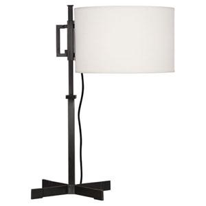 Max Deep Patina Bronze One-Light Table Lamp