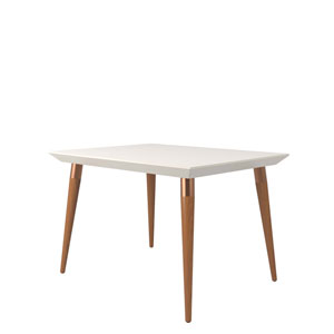 Utopia Off White 47-Inch Dining Table