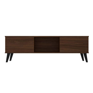 Doyers Brown TV Stand