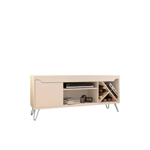 Baxter Off White 54-Inch TV Stand