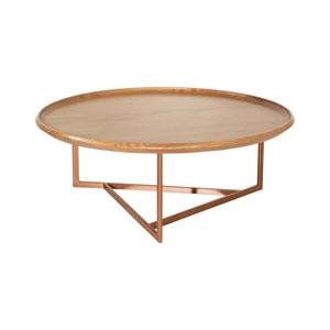 Knickerbocker Brown Coffee Table