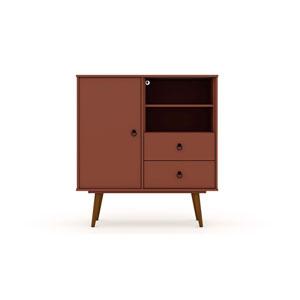 Tribeca Pink Two-Drawers Dresser Sideboard