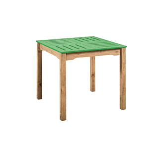 Stillwell Green Square Dining Table