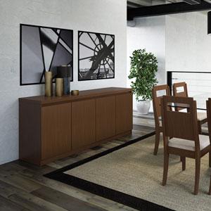 Brown Sideboard Table
