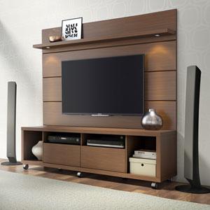 Cabrini Brown TV Stand