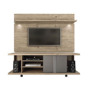 Carnegie Nature TV Stand and Park Panel