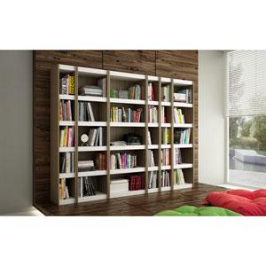 Parana Oak Bookcase