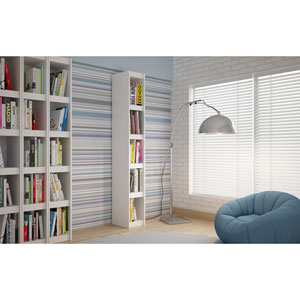 Parana White Bookcase