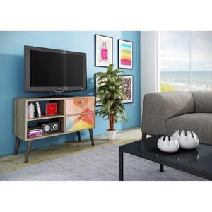 Dalarna Oak TV Stand