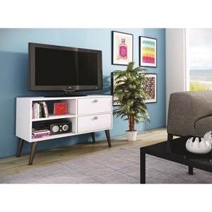 Dalarna White TV Stand
