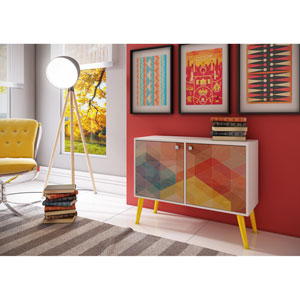 Avesta Multicolor Side Table