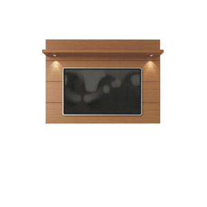 Cabrini Floating Wall TV Panel 1.8 in Maple Cream