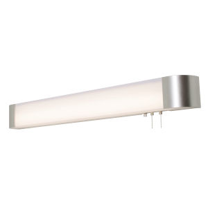 Allen Satin Nickel 3 Feet LED Wall Sconce