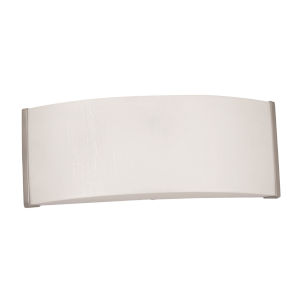 Algiers Satin Nickel LED Wall Sconce