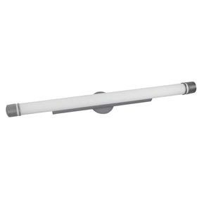 Aria Satin Nickel 50-Inch 120/277V LED Energy Star Bath Vanity