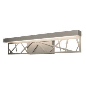 Boon Satin Nickel LED Bath Bar