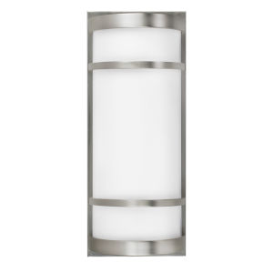 Brio Satin Nickel LED Wall Sconce