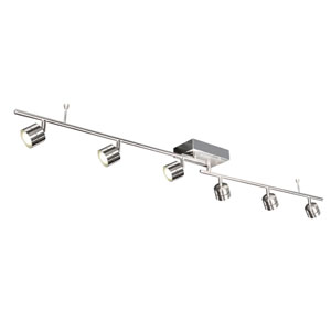 Core Satin Nickel 42W 3000K LED Energy Star Track Light
