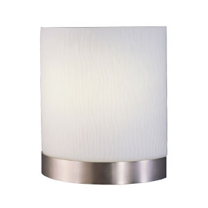 Fusion Satin Nickel LED Wall Sconce