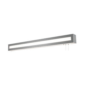 Hayes Satin Nickel 3 Feet LED Wall Sconce