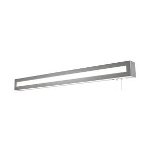 Hayes Satin Nickel 4 Feet LED Wall Sconce