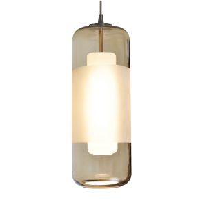 Hermosa Brown 4000K LED Mini Pendant