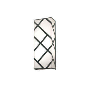 Haven Black LED Wall Sconce