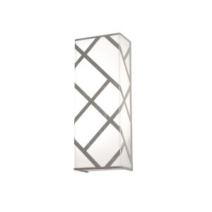 Haven Satin Nickel LED Wall Sconce