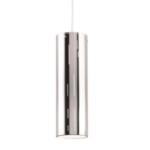 Manhattan Black Chrome LED Pendant
