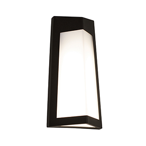 Pasadena Textured Bronze Four-Inch LED Sconce