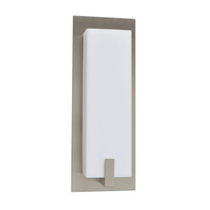 Sinclair Satin Nickel 10-Inch LED Wall Sconce