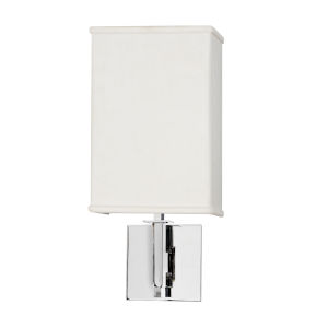 Taylor Polished Chrome LED Wall Sconce