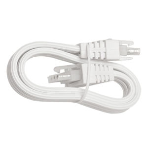 Vera White 12-Inch Undercabinet Connecting Cable