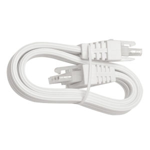 Vera White 72-Inch Undercabinet Connecting Cable